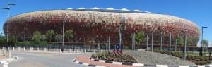 Touraco Tours : Soccer City