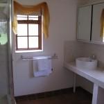 Touraco Gästehaus - Zimmer 4 - Badezimmer