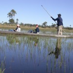 Touraco Travel Services - Mokorofahrt im Okavango Delta in Botswana