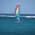 Touraco Travel Services - Windsurfing auf Zanzibar
