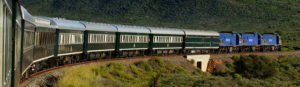 Touraco Travel Services - Rovos Rail