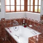Touraco Guesthouse Zimmer 6 - Badezimmer