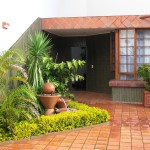 Touraco Guesthouse Eingang