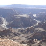 Touraco Travel Services - Fish River Canyon - Der Süden Namibias