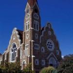 Touraco Travel Services - Christuskirche - Klassisches Namibia