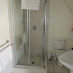 Touraco Gästehaus - Zimmer 5 - Badezimmer