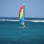 Touraco Travel Services - Windsurfing auf Zanzibar