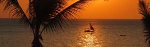 Touraco Travel Services - Zanzibar Sonnenuntergang
