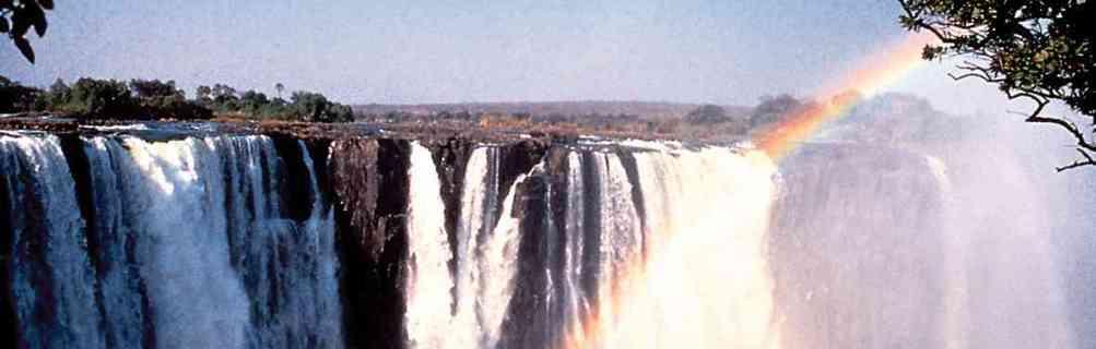 Rovos Rail Victoria Falls Reise