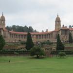 Touraco Tours and Transfers - Pretoria Stadtrundfahrt