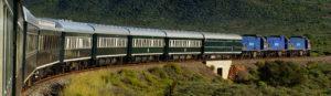 Touraco Travel Services - Rovos Rail